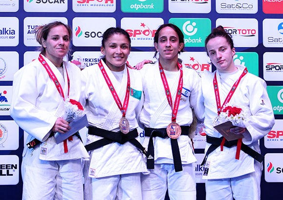 IJF Samsun Grand Prix 2016 Day 1 Recap & Photos