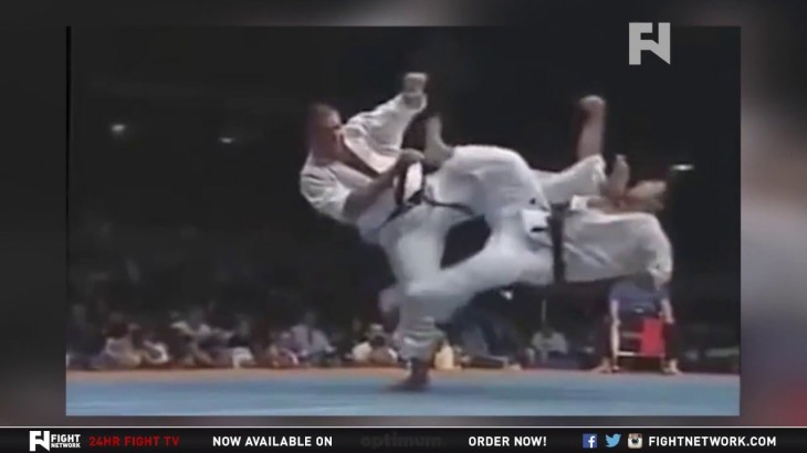 Spinning Wheel Kick Defeats Spinning Wheel Kick in Gabe's Video of the Week on MMA Meltdown