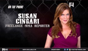 Susan Cingari Talks UFC 200 Minus Conor McGregor, Cormier vs. Jones 2 on MMA Meltdown
