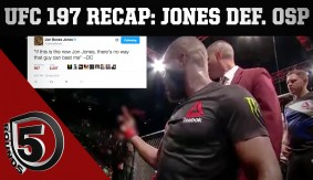 UFC 197 Aftermath: Jon Jones Defeats Ovince Saint Preux; Cormier vs. Jones 2 on 5 Rounds