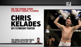 "UFC 197: Chris Kelades – ""Every Fight For Me is a Huge Jump Forward"""
