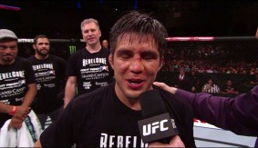 "UFC 197: Demetrious Johnson to Henry Cejudo – ""The Champ Doesn't Make Excuses"""