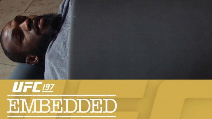 UFC 197 Embedded: Vlog Series Episode 1