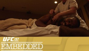 UFC 197 Embedded: Vlog Series Episode 2