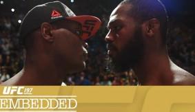 "UFC 197 Embedded: Vlog Series Episode 5 – ""We're Not Smiling"""