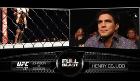 "UFC 197: Henry Cejudo Breaks Down Johnson vs. Dodson at UFC 191 in ""Full Blast"""