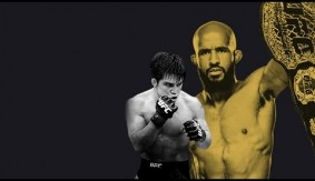 UFC 197: Joe Rogan Previews Demetrious Johnson vs. Henry Cejudo