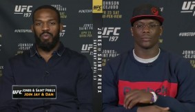 UFC 197: Jon Jones & Ovince Saint Preux on FOX Sports Live