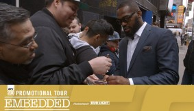 UFC 200 Promo Tour Embedded: Vlog Series Episode 2 – You Can Always Come Back If You Do The Work