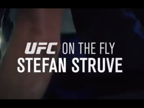 "UFC Fight Night Rotterdam: Stefan Struve – ""I Was Holding Back Too Much"""
