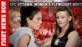 Valerie Letourneau vs. Joanne Calderwood Named First UFC Women's Flyweight Bout on Fight News Now