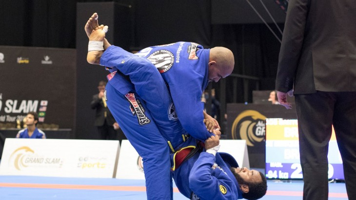 Video Highlights – Abu Dhabi Grand Slam London 2016