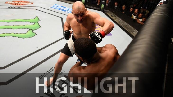 Video Highlights – UFC Fight Night Tampa: Teixeira vs. Evans