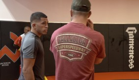 Video – Inside MMA: Cerrone & Pettis Training at Jackson-Wink