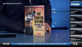 """Video – Inside MMA: Chris Olech Talks """"The Fighter Within"""""""