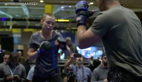 Video – Inside MMA: Rose Namajunas Talks Rematch with Tecia Torres