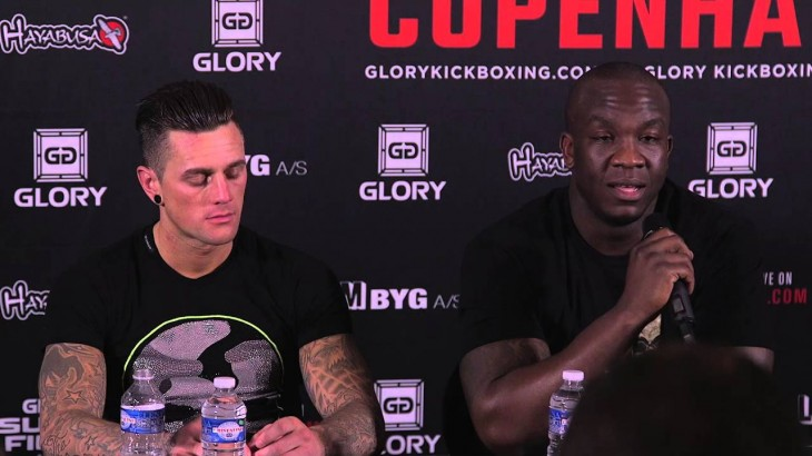 Video Replay – GLORY 29 Copenhagen: Post-Fight Press Conference