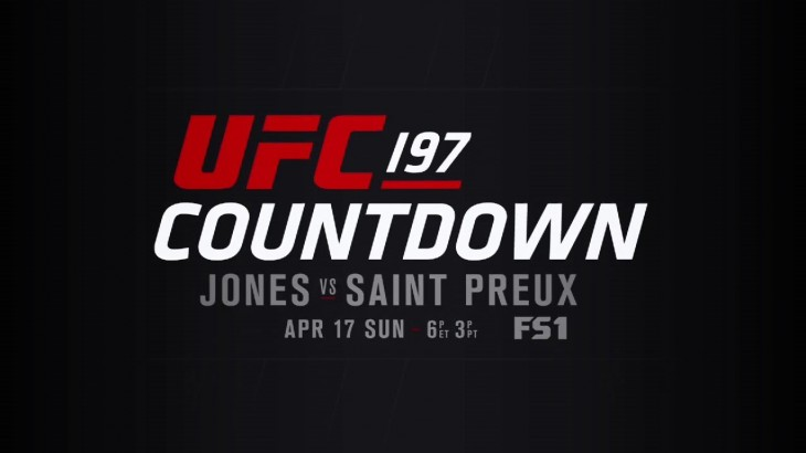 Video – UFC 197: Countdown Preview