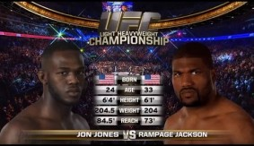 Video – UFC 197 Free Fight: Jon Jones vs. Quinton Jackson