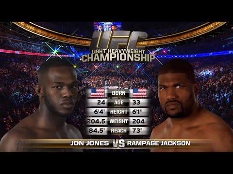 Video – UFC 197 Free Fight: Jon Jones vs. Quinton Jackson