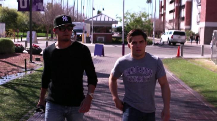 "Video – UFC 197: Henry ""The Messenger"" Cejudo"