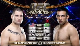 Video – UFC 198 Free Fight: Fabricio Werdum vs. Cain Velasquez