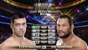 Video – UFC Fight Night Tampa Free Fight: Lyoto Machida vs. Dan Henderson