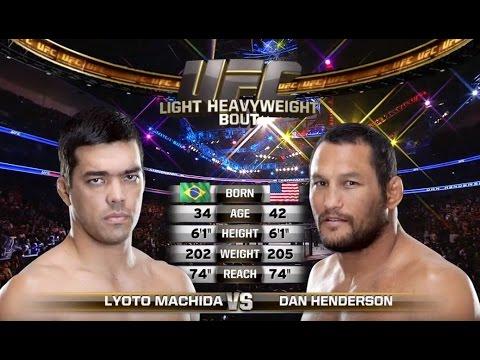 Video – UFC Fight Night Tampa Free Fight: Lyoto Machida vs. Dan Henderson