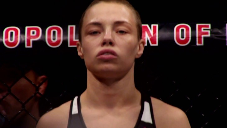 Video – UFC Fight Night Tampa: Joe Rogan Previews Rose Namajunas vs. Tecia Torres