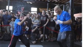 Video – UFC Fight Night Tampa: Open Workout Highlights