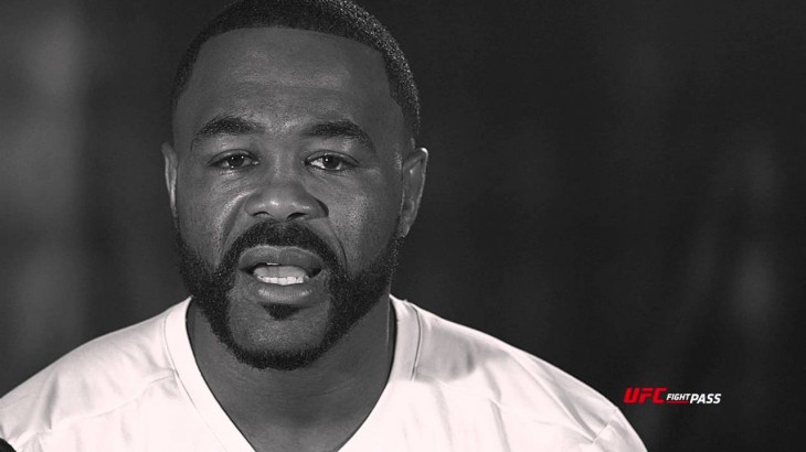 Video – UFC Fight Night Tampa: Rashad Evans – First Person Preview