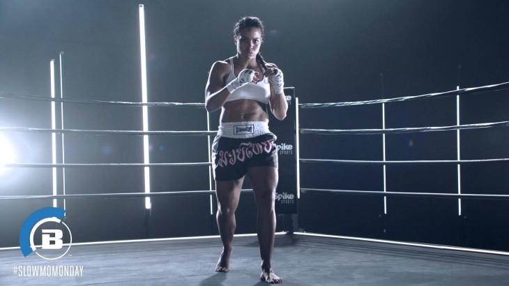 Videos – Bellator 152: Denise Kielholtz & Anastasia Yankova in Slow Motion