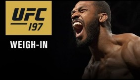 Watch Live Fri. at 7 p.m. ET – UFC 197: Official Weigh-in