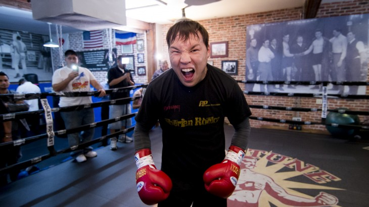 "Ruslan Provodnikov – ""What I Expect From People That Take a Fight With Me – That They'll Die in the Ring"""