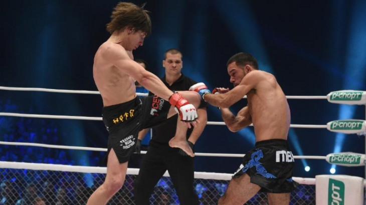 Mikhail Korobkov vs. Timur Nagibin Added to M-1 Challenge 66 on May 27 in Russia