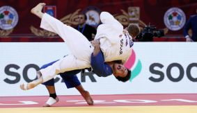 IJF Baku Grand Slam 2016 Day 3 Recap & Photos – Beka Gviniashvili Successful Moving Up Weight Class