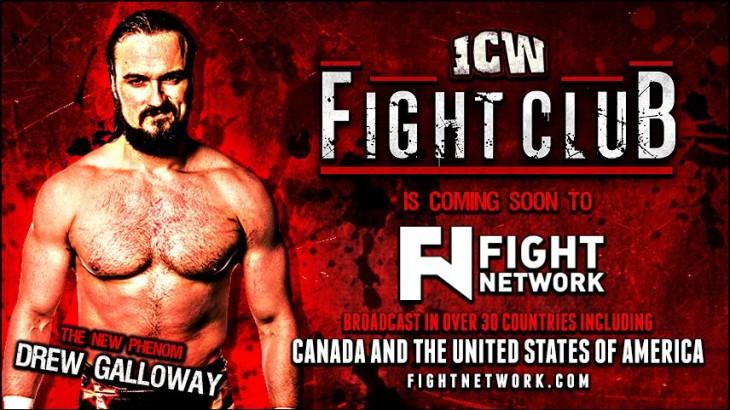 Fight Network Signs Global TV Deal with U.K.-Based Insane Championship Wrestling