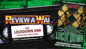 Review-A-Wai – TNA Lockdown 2008