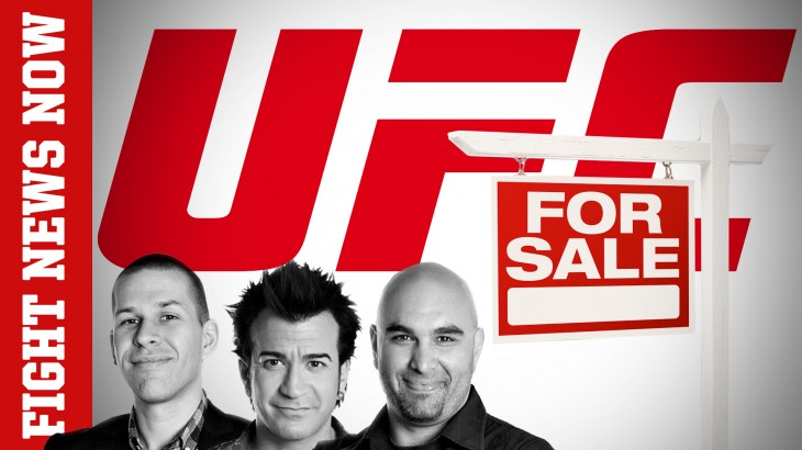 UFC For Sale?, Anderson Silva Off UFC 198, Dennis Siver Out of UFC 199 Bout vs. B.J. Penn on Fight News Now