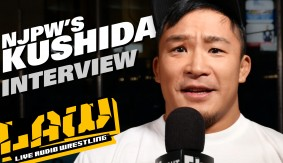 "1-on-1 Interview with Kushida: ""Kyle O'Reilly Is The Best Wrestler in the World"""