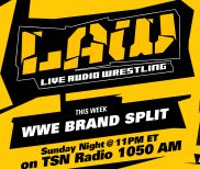 May 29 Edition of The LAW – WWE Brand Split Returns