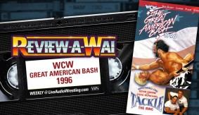 Review-A-Wai – WCW Great American Bash '96 with Damian Abraham