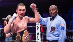 Beibut Shumenov Defends Interim WBA Cruiserweight title vs. Junior Wright on Saturday in Las Vegas