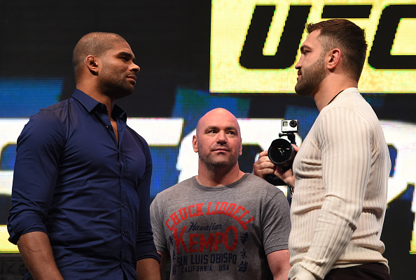 May 6 The MMA Report feat. Alistair Overeem & Andrei Arlovski