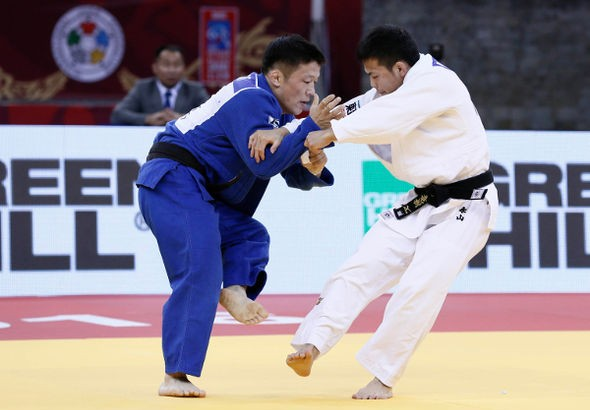 IJF Baku Grand Slam 2016 Day 1 Recap & Photos