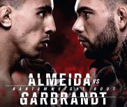 Quick Shots – UFC Fight Night Las Vegas Full Results: Cody Garbrandt Starches Thomas Almeida