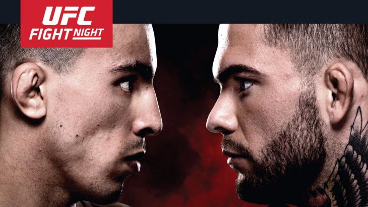 Quick Shots – UFC Fight Night Las Vegas Full Results: Cody Garbrandt Starches Thomas Almeida