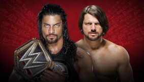 WWE Extreme Rules 2016 Report – Roman Reigns vs. A.J. Styles
