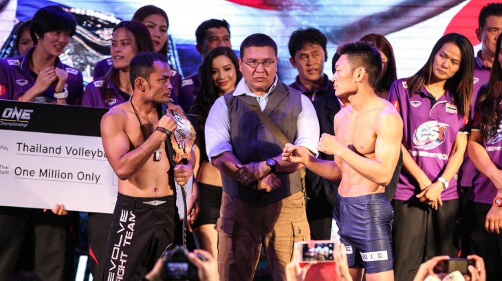 ONE Strawweight Champ Dejdamrong Sor Amnuaysirichoke Living His 'Dream to Compete at Home'