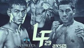 Pumpanmuang Replaces Yodpayak to Face Nattawut for Super WW Title at Lion Fight 29